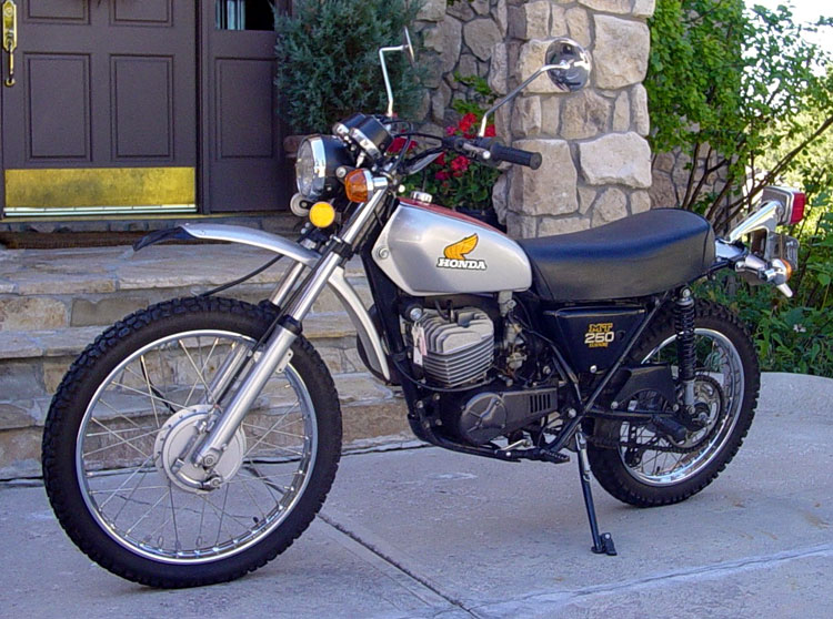 Honda Elsinore Mt 250 >> THE Honda Elsinore Site - Bike Of The Month - October 2003